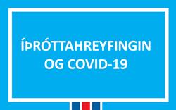 Íþróttastarf aftur í gang 4. maí 2020
