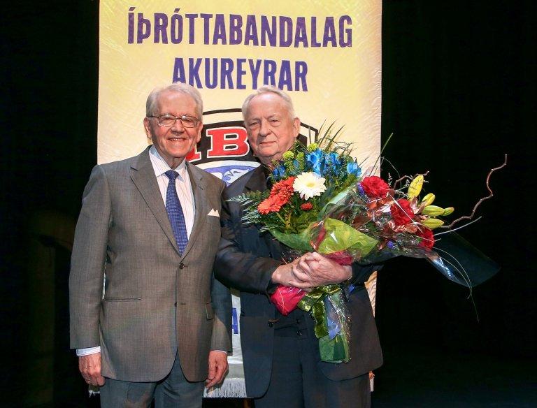 Hermann Sigtryggsson og Haraldur Sigurðsson